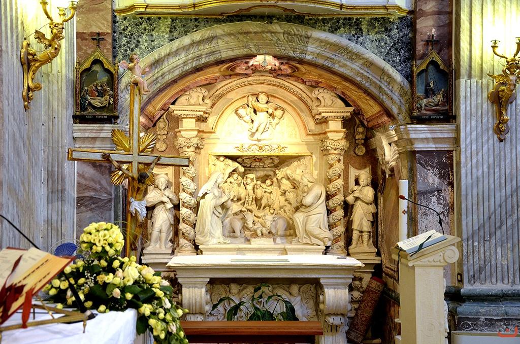 Altare del Presepe