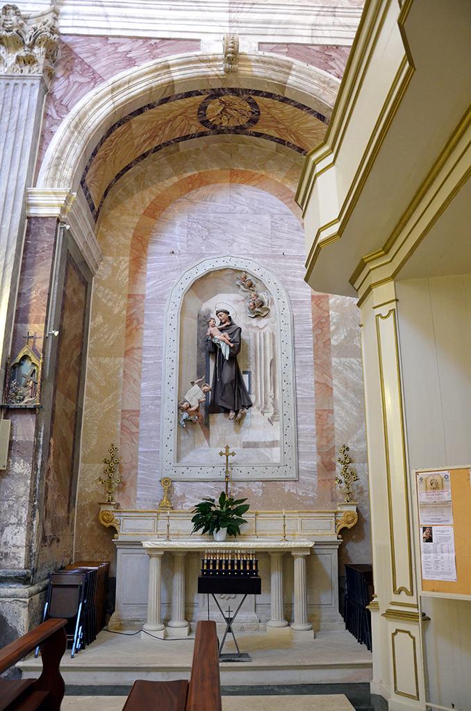 Altare di Sant\\\\\\\\\\\\\\\'Antonio da Padova