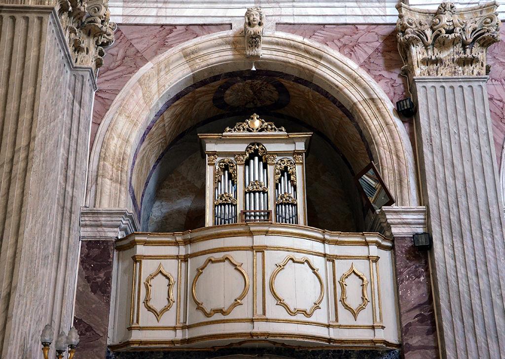 Organo a canne