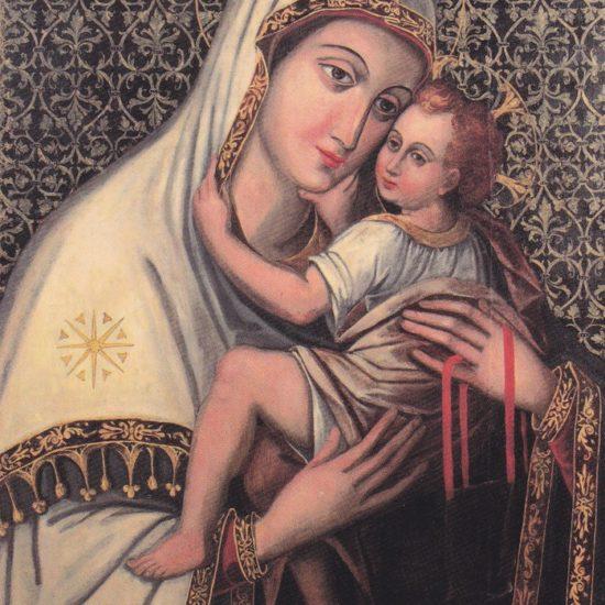 Quadro della Madonna